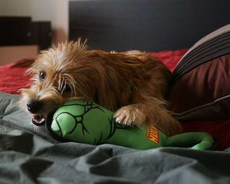 Green Beast Chew Toys - This Hulk Chew Toy for Dogs Will Withstand Any Kind of Aggression