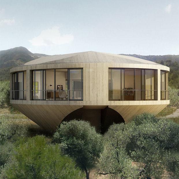 Spheric Summer Homes