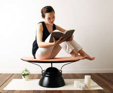 100 Zen Furniture Designs - From Peaceful Solitude Seats to Wooden Zen Beds