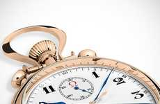 The Olympic Pocket Watch 1932 Revives an Important OMEGA Watch Design