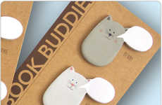 Cute Kitten Page Keepers