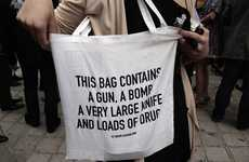 Anti-Security Airport Totes