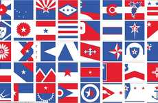 Simplified State Flag Makeovers
