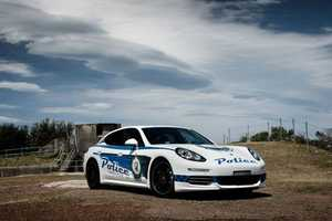 The Porsche Panamera Police Car Strikes Fear into Sydney Speeders