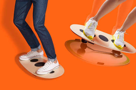 Mobile Core Workouts - The Drift Balance Board Prepares You Well for Boarding Sports