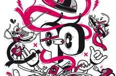 38 Graffiti Marketing Techniques