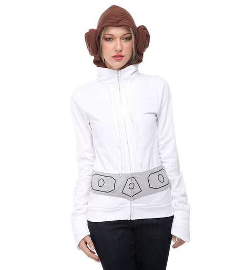 23 Nerdy Princess Leia Products - From Sci-Fi Princess Muffs to Sci-Fi Ear Cages
