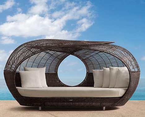 Elegant Ellipse Furniture