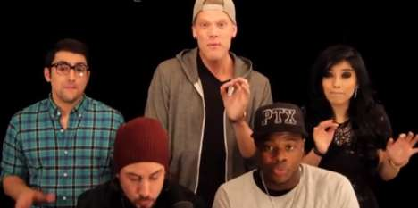 Jaw-Droping Diva Covers - Pentatonix Stuns with its Interpretation of The Acapella Beyoncé Evol