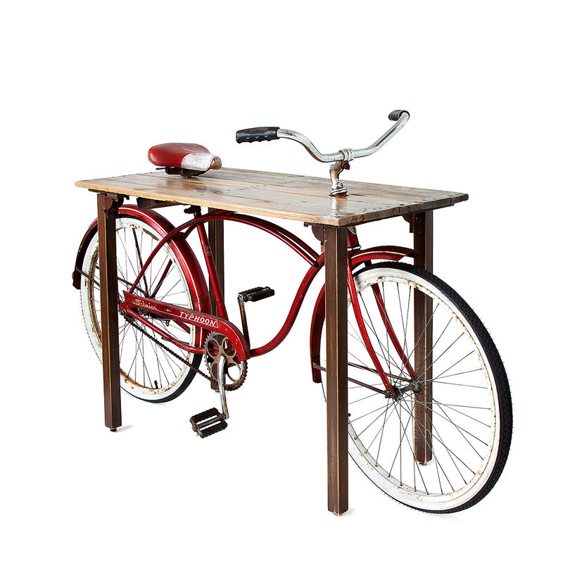Portable Bicycle Tables