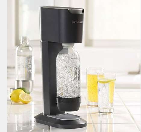 Sugar Monitoring Soda Dispensers - This Soda Dispenser Allows You to Make Homemade Soda