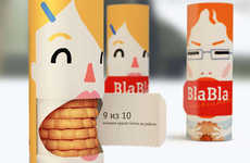 15 Examples of Child-Targeted Food Packaging