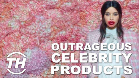 Outrageous Celebrity Products - Jaime Neely Shares Some Unusual Kardashian-Inspired Items