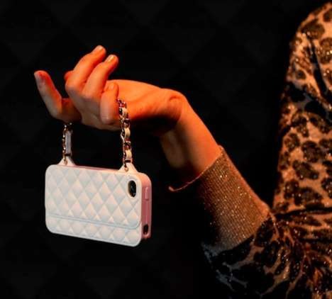 Chic Phone Cover Clutches - Ensure You Never Misplace Your iPhone Again with the Phone Case Purse