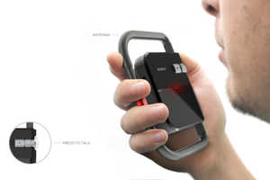 The Talky is a Cutting-Edge Redesign of the Old Walkie-Talkie