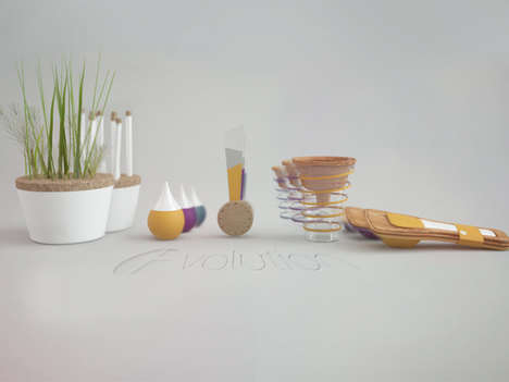 Contemporary Kitchen Implements - Cooking Tools Cater to the Efficient Modern Culinary Environment
