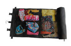 Organization-Maximizing Travel Bags