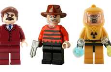 Customizable Toy Block Characters - This Etsy Shop Crafts Custom LEGO Minifigs from Pop Culture