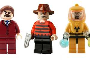 This Etsy Shop Crafts Custom LEGO Minifigs from Pop Culture