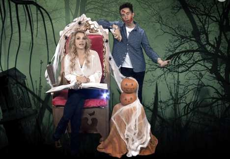 Pop Princess Halloween Parodies - The Hilarious Britney Spears Halloween Spoof Will Thrill You