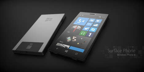 Phone Designer Surface Phone