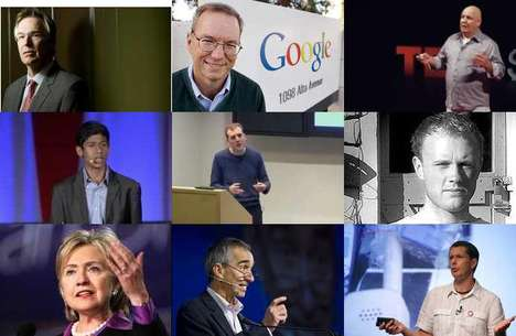 19 Digital Age Talks - From the Web's Impact on Productivity to Innovative Tech-Savvy Youth