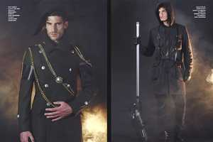 Clothing in This 'Call of Duty' Men's Spread is Worth Fighting For