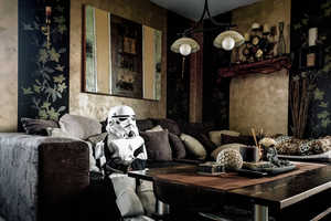 Klaus Pichler Captured Cosplay Enthusiasts at Home