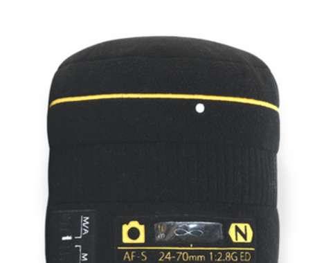 Camera Lens Pillows