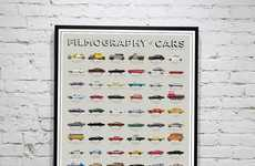 Vintage Vehicle Filmography