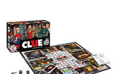 Sitcom-Inspired Board Games
