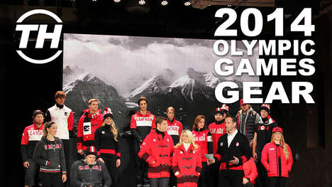 olympic games gear