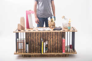 The NOTWASTEMX Collection Combines Discarded Manufacturing Materials