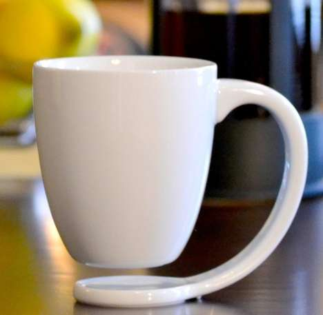 floating mug design