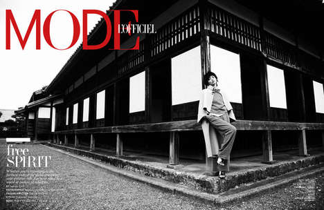 Layered Ladylike Fashion - The L'Officiel Singapore