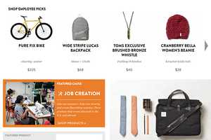 The New TOMS Marketplace Sells a Variety of Products for Good