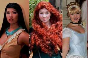 This Woman Made Her Own Authentic Princess Costumes