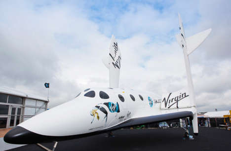 Space Traveller Reality Shows - This TV Series Winner Will Ride the Virgin Galactic Spaceship