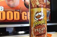 The New Pecan Pie Pringles Hit Shelves Just in Time for the Holidays