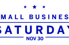 Shop Small® on Small Business Saturday®