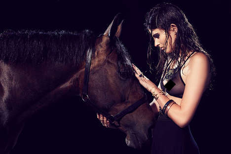 Polo-Inspired Accessories - The MAN Jewelry SS13/14 Collection is Full of Raw Beauty
