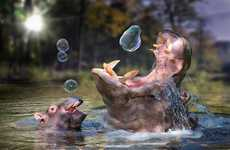 Fantastical Animal Photoshopping