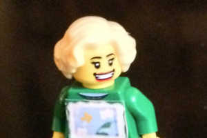 The LEGO Golden Girls Will Bring You Back to the 1980s