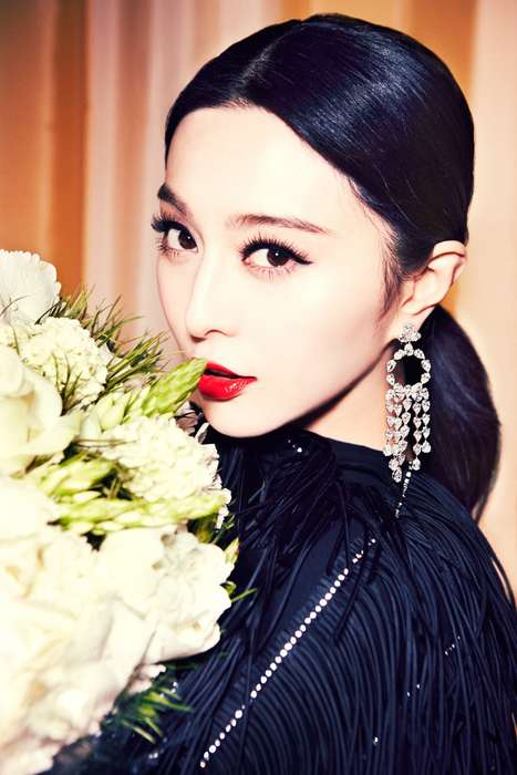 Glittering Asian Starlet Editorials - W Magazine Decemeber 2013 Will Make You a Fan