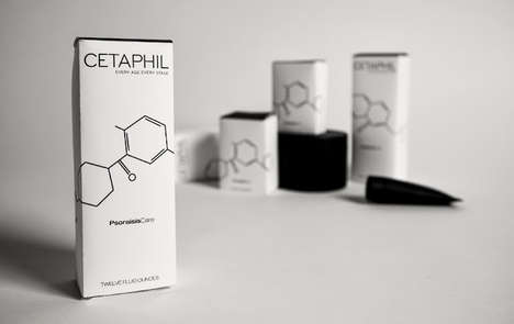 Conceptual Cetaphil Packaging