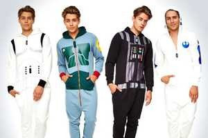 These Star Wars Adult Onesies are Made for a Much More Youthful Consumer