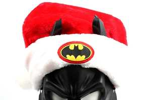 The Batman Santa Hat is Ideal for Fans of the Caped Crusader