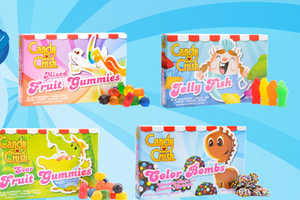 Candy Crush Candies has Brought a Favorite Game to a Tasty Reality