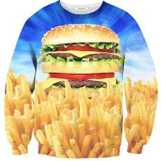 42 Clothing Gifts for Foodies - From Fancy Fast Food Button-Ups to Pizza Obsession Tees