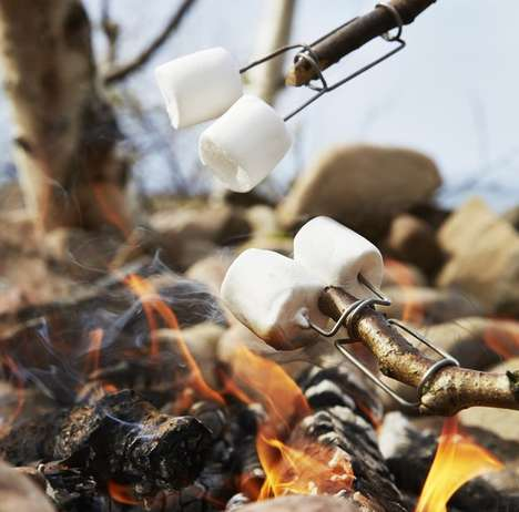 Food Grilling Fire Sticks - This Proper Fire Stick Allows You to Grill Almost Anything